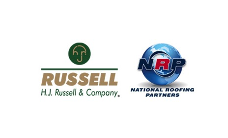 H J  Russell & Company and National Roofing Partners Join