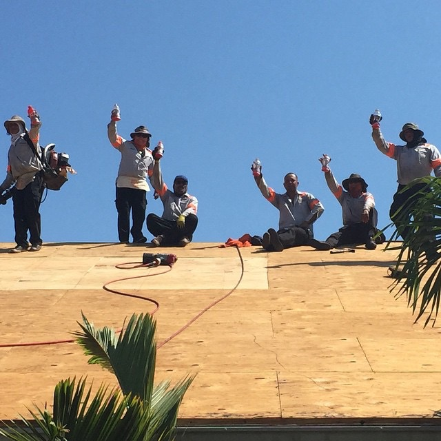 Roofers In Action Rooferscoffeeshop