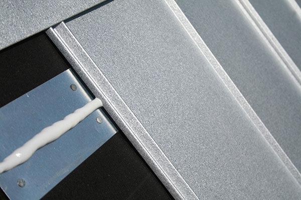 StealthBond Metal Roofing No Screws