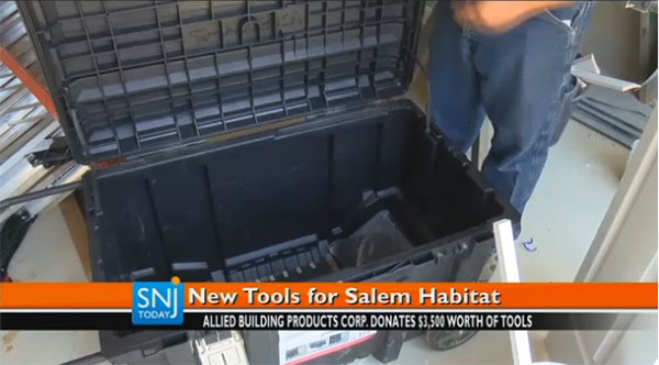 Allied Building Products Helps After Theft Of Tools Rooferscoffeeshop