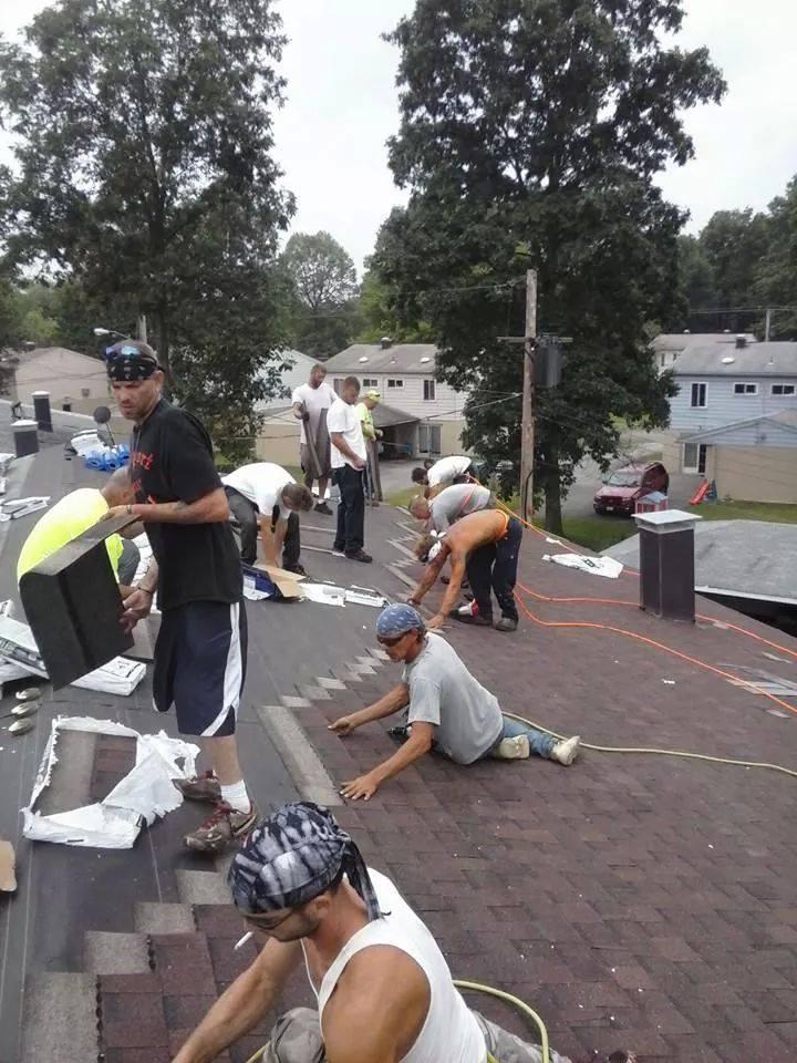 Roofers In Action Rooferscoffeeshop 174