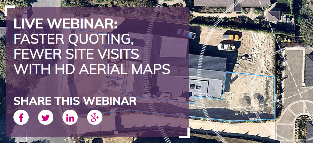 Nearmap - Webinar - Faster Quoting