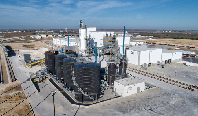 Iko Shingle Plant Production Facility Opens Its Doors In
