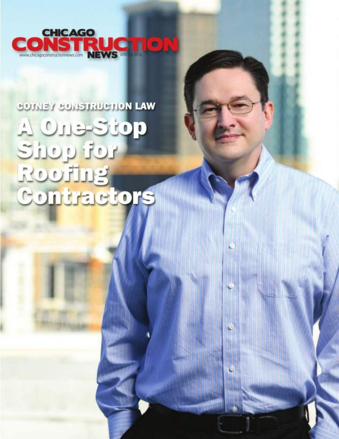 Cotney Construction Law A One Stop Shop For Roofing