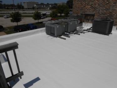 Alphaguard Bio Fluid Applied Roofing System