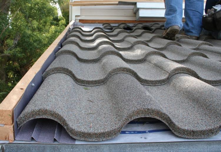 Metal Versus Concrete Rooferscoffeeshop