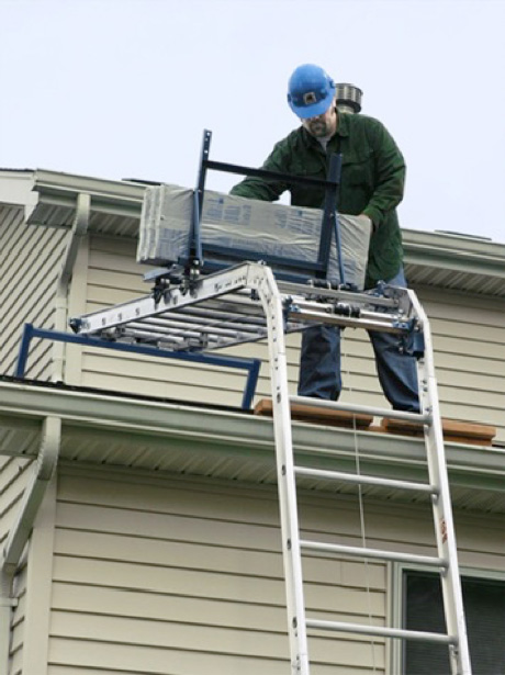 How To Choose The Right Roof Ladder For The Job