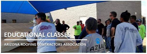 ARCA Educational Classes