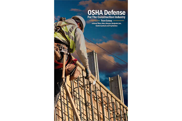 Cotney - OSHA Defense Ebook