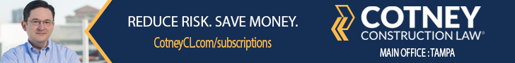Cotney Construction Law - Subscription Program