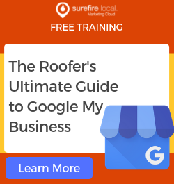 Surefire Local - Sidebar Ad - Ultimate Guide to Google My Business