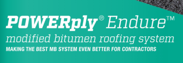 Four Features That Make Tremco Roofing S Powerply 174 Endure