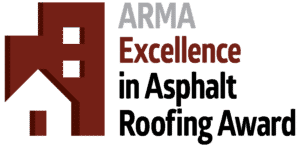 ARMA - EXCELLENCE IN ASPHALT ROOFING AWARD