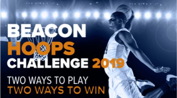 Beacon - Hoop Challenge