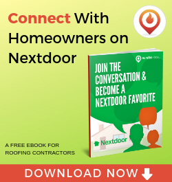 Surefire Local - Sidebar Ad - Connect with Homeowners on Nextdoor