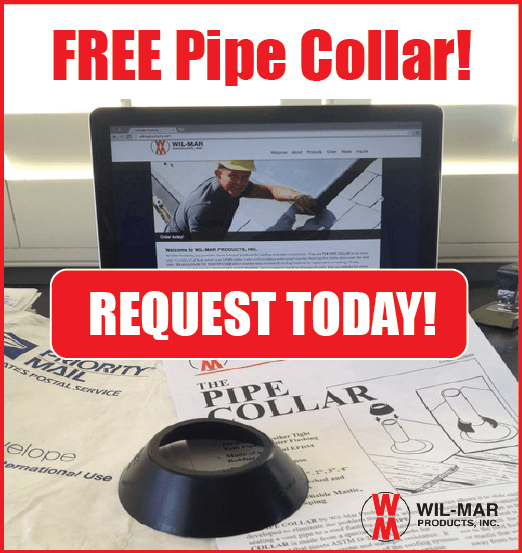 Wil-Mar Free Pipe Collar