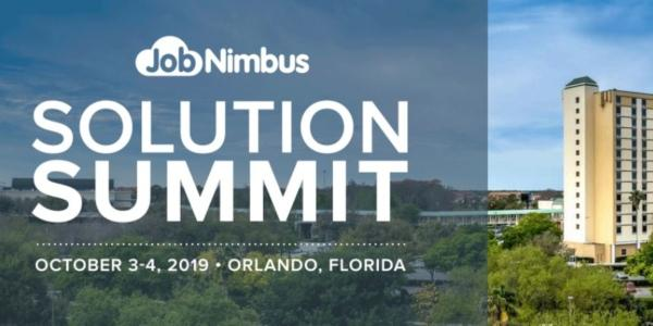 JobNimbus - Summit Solution 2019