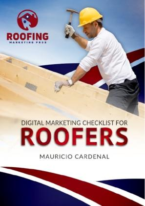 Roofing Marketing Pros - EBook - Digital Marketing Checklist