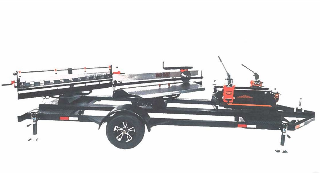 Shear Trailer - classified ad