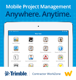 Trimble  - Sidebar Ad - Anywhere / Anytime