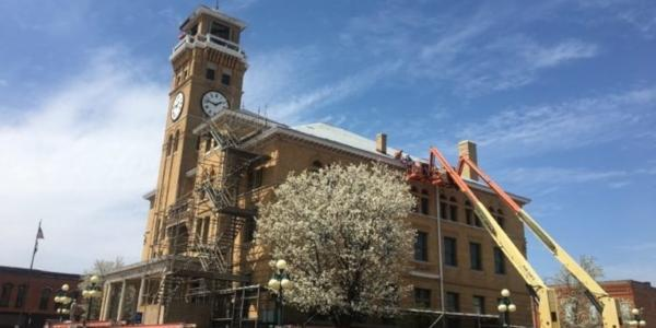 A Roofer's Perspective: Re-Roofing Challenges with an 1897 Court