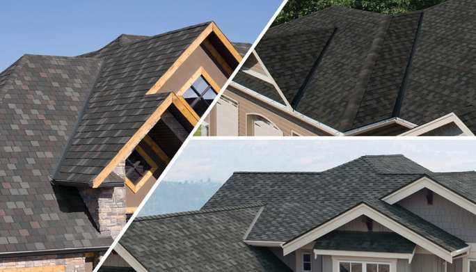 IKO Correct Roof Shingle Exposure 3-Tab Laminate Shingles