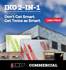 IKO - Sidebar Ad - Commercial 2-in-1