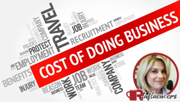 Jennifer Stone Cost of Doing Business