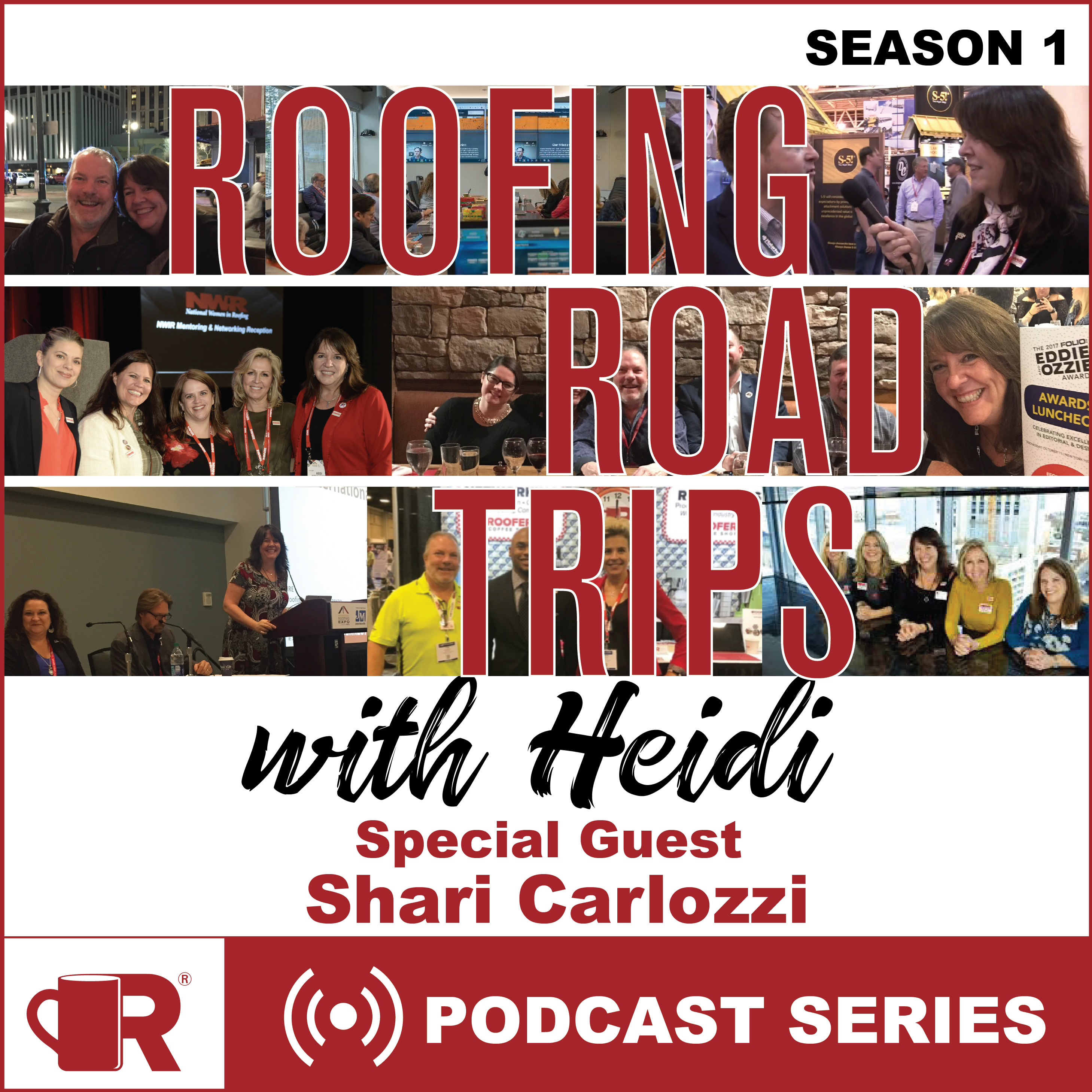 Roofing Road Trips with Heidi- Tremco WTI Safety with Shari Carlozzi