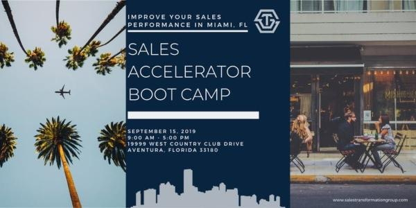 Sales Transformation Group - Event -Miami Bootcamp