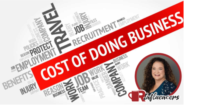 Wendy Marvin Cost of doing business