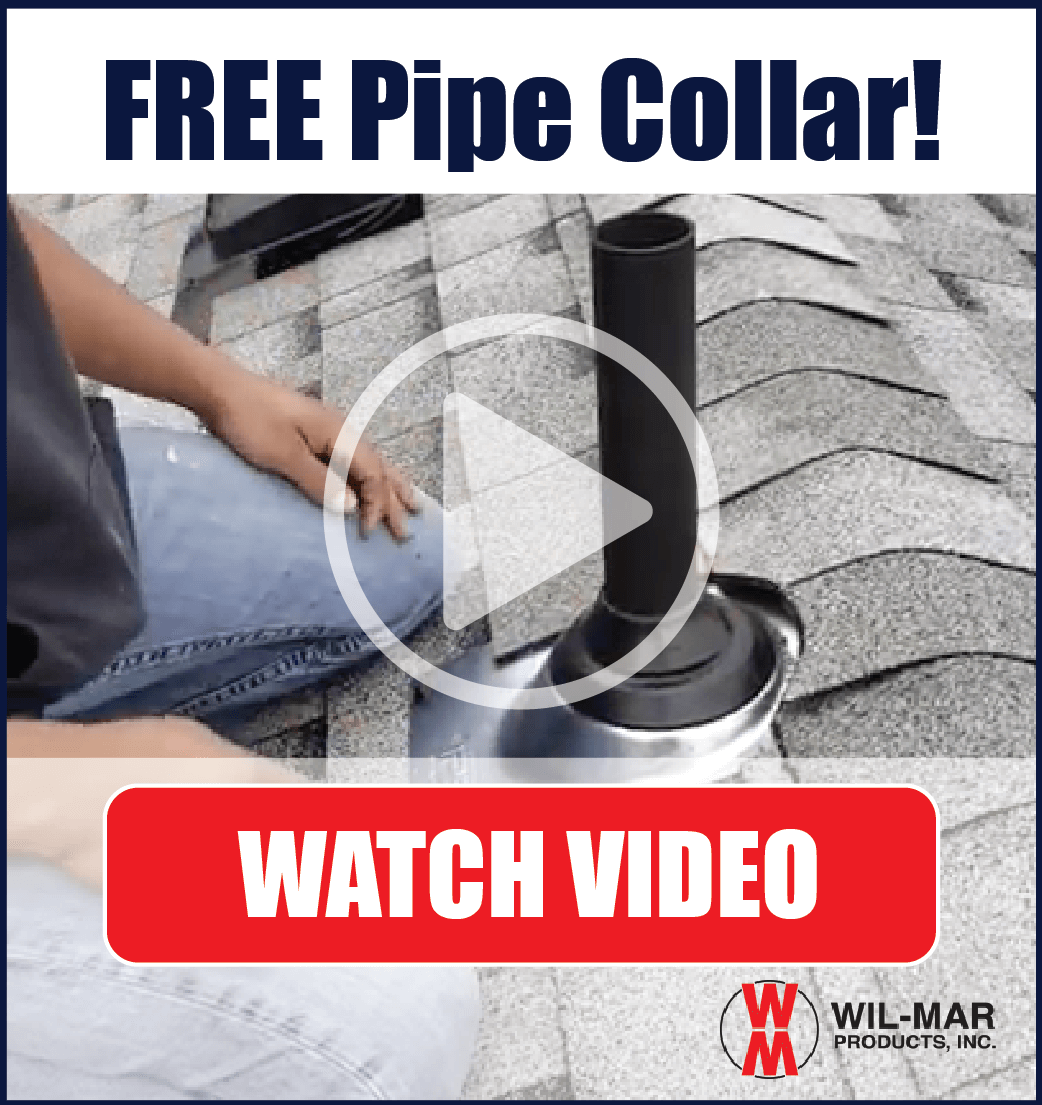 Wil-Mar - Sidebar Ad - Free Pipe Collar and Video