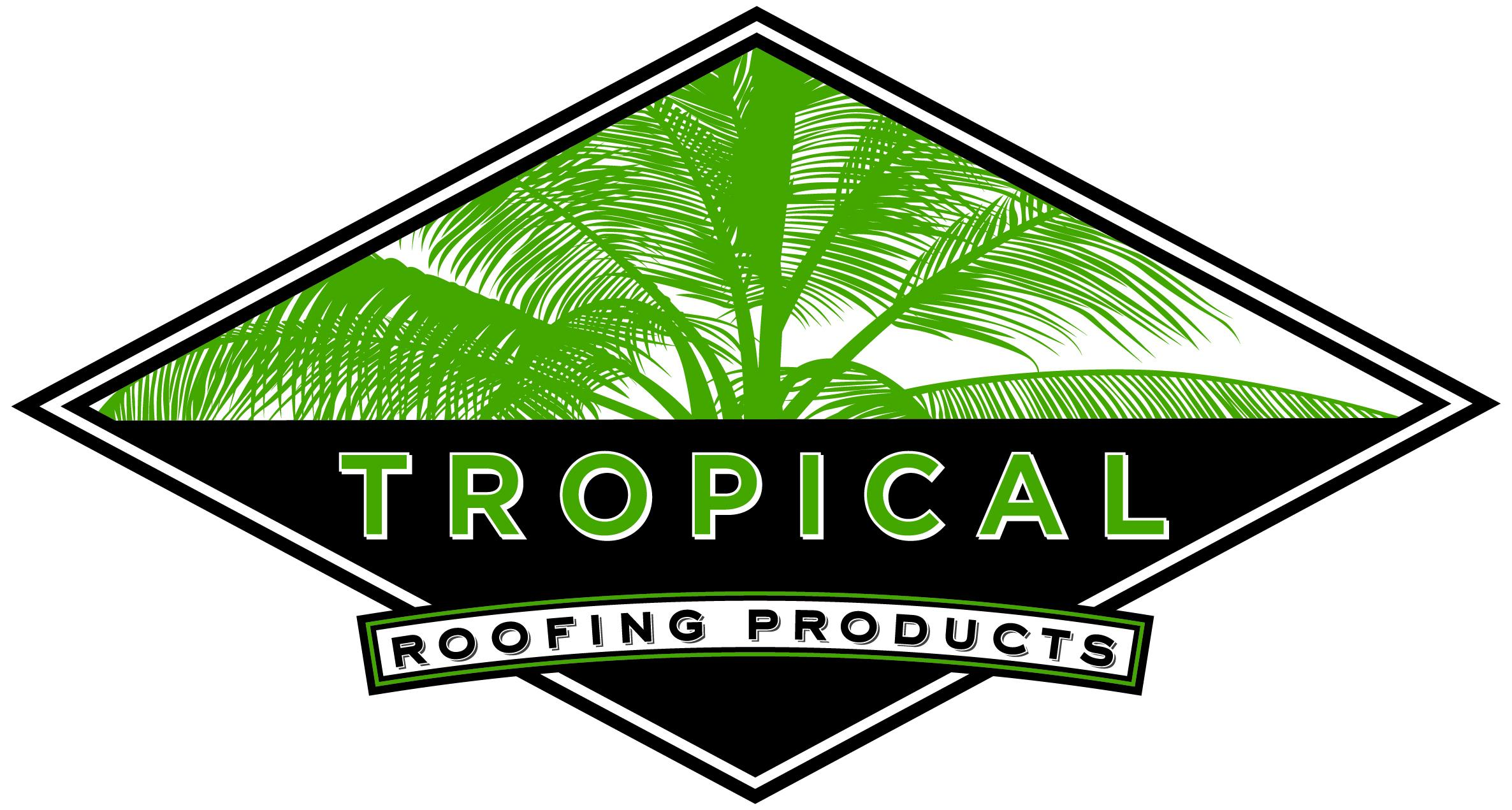 Tropical Roofing Products - Logo