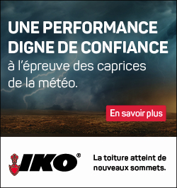 IKO - Sidebar Ad - Performance You Can Trust - in French