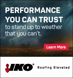 IKO - Sidebar Ad - Performance You Can Trust