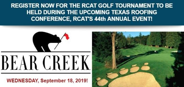 RCAT - Event - Golf Tournament