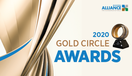 Roofing Alliance - Gold Circle Awards