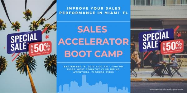 Sales Transformation Group - Event - Bootcamp Miami
