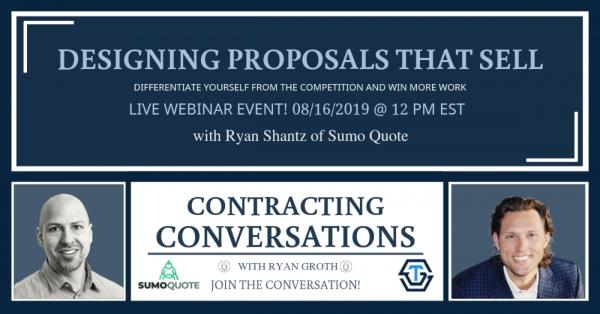 Sales Transformation Group - Event - Proposal Webinar