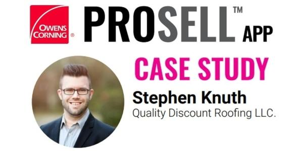 Owens Corning ProSell Case Study
