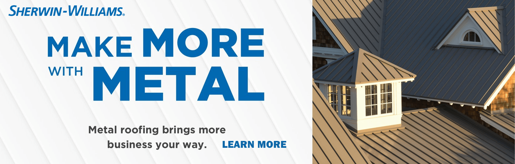 Sherwin Williams - Make More With Metal