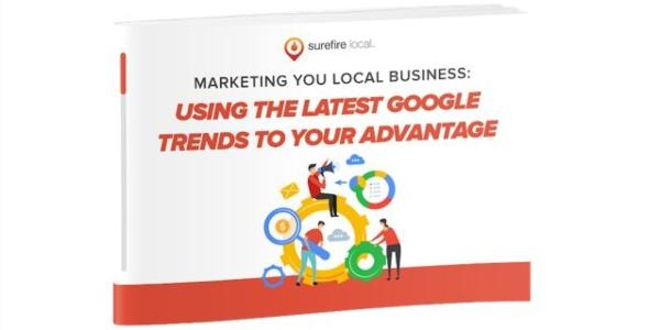 Surefire Local - eBook - Using the Latest Google Trends