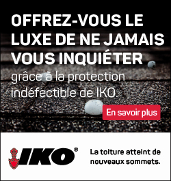 IKO - Sidebar Ad - Enjoy The Luxury - FR