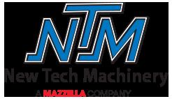 New Tech Machinery - Logo