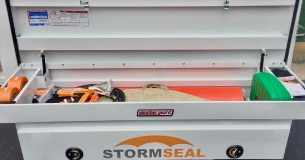 Become a Stormseal Accredited Installer and Receive 10% Off a Stormseal Starter Kit