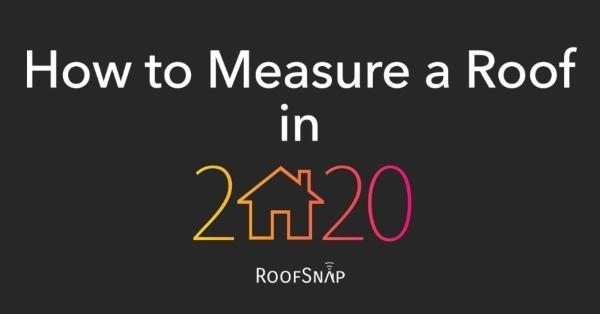 RoofSnap How to Measure a Roof