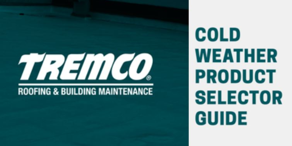 Tremco Cold-weather Product