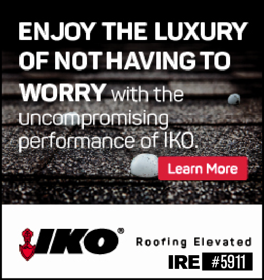 IKO - Sidebar Ad - Enjoy The Luxury