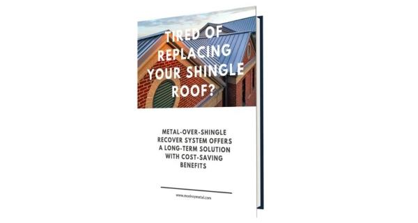 McElroy Metal -  Ebook  - Tired of Replacing Your Shingle Roof