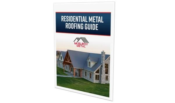 McElroy Metal - Residential Metal Roofing Guide